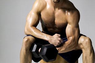 Мышечная масса и бодибилдинг