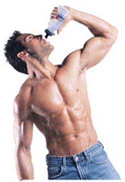 Вода в организме. Сколько воды пить спортсмену в день