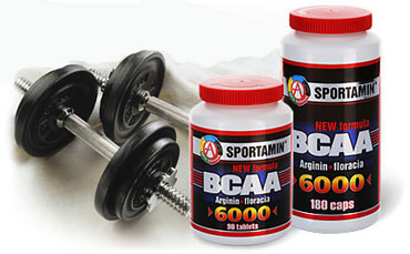 BCAA. Аминокислоты в бодибилдинге. Спортивное питание