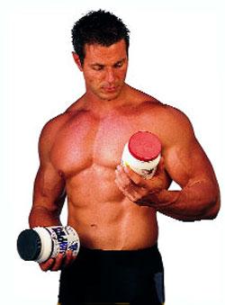 Спортивное питание. Что такое спортивное питание